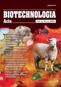 Biotechnologia Acta